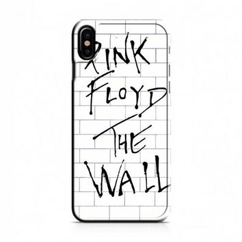 Pink Floyd The Wall iPhone X Case