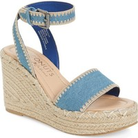 Coconuts by Matisse Frenchie Wedge Sandal (Women) | Nordstrom