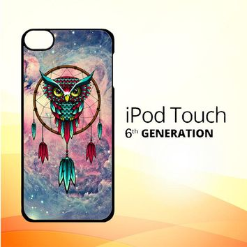 DREAM CATCHER THE OWL V1858 iPod Touch 6 Case