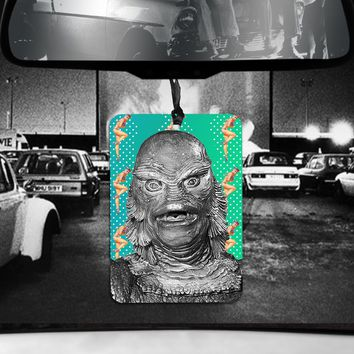 Creature from the Black Lagoon car Air Freshener beach scented