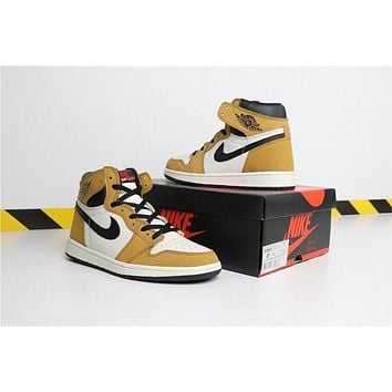 Air Jordan 1 Rookie Of The Year 555088 700 Size 40 46 | Best Deal Online