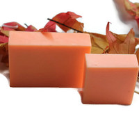 Orange Soap - Honeydew Melon Soap - Orange Soap - Peaches and Cream Soap - Orange Mandarin Soap - Soap Favors - Orange is the new Black