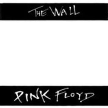 Pink Floyd License Plate Frame The Wall