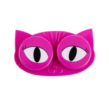 Contact Lens Case - Cat Eyes
