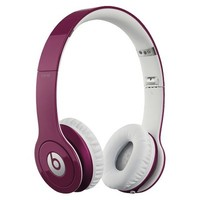 Beats by Dr. Dre Solo HD On-Ear Headphones - Bubble Gum Pink (900-00061-01)
