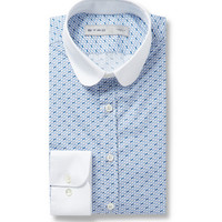 Etro - Slim-Fit Printed Cotton Shirt | MR PORTER