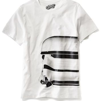 Old Navy Star Wars Storm Trooper Tee