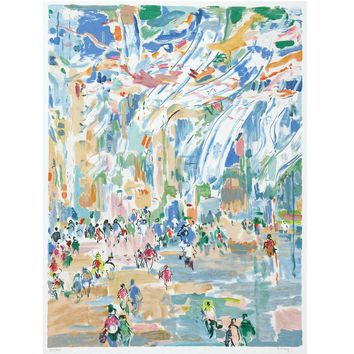 Independence Day by Abraham Binder, Wall Art Size: 38.5H x 26.5W