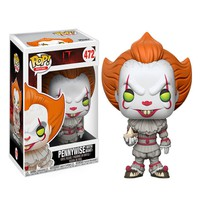 Funko IT Pennywise POP! Vinyl Figure