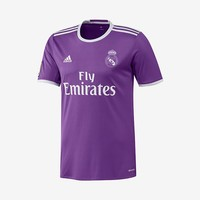Real Madrid Youth Away Jersey (2016-17)