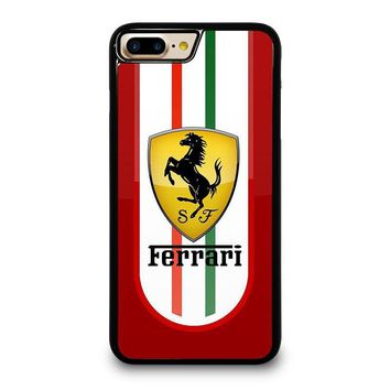 FERRARI iPhone 4/4S 5/5S/SE 5C 6/6S 7 8 Plus X Case