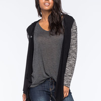 OTHERS FOLLOW Mason Womens Wrap | Cardigans & Wraps