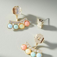 Eyal Front-Back Earrings