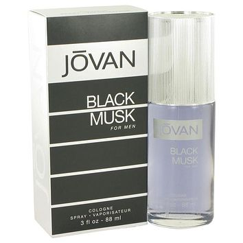 Jovan Black Musk Cologne Spray By Jovan For Men