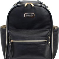 Itzy Ritzy Faux Leather Mini Diaper Backpack | Nordstrom