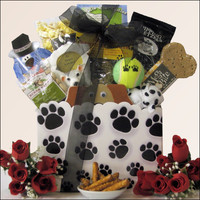 You & Your Pooch! Pet Dog Gift Basket