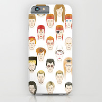 Changes: David Bowie Galaxy S4 Case by Jon Stick