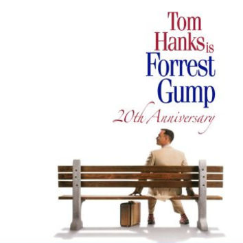 Forrest Gump Movie Poster 24x36 Imax