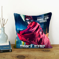 Michael Clifford Don't Stop 5 Seconds of Summer AmazingPillowCover , Pillow Case , Pillow Cover , Custom Pillow Cover