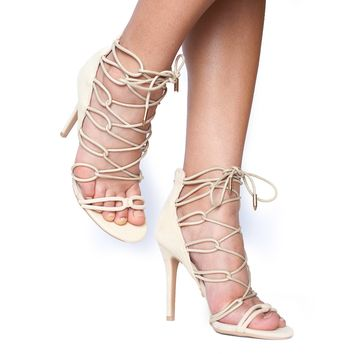 CAMEO STRAPPY SANDAL