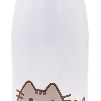 Pusheen and Stormy Stainless Steel Water Bottle