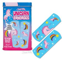 Magical Unicorn Band-Aid Adhesive Bandages