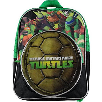 Nickelodeon Teenage Ninja Turtles Boys Shell Backpack Toddler School Bag