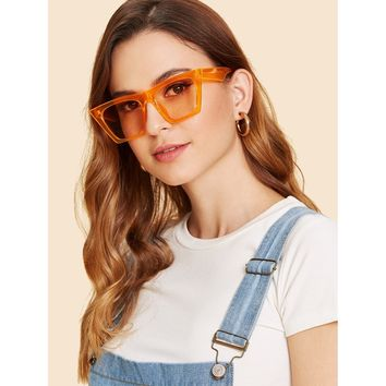 Reservations Only II Sunglasses - Orange
