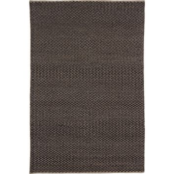 Milano Coll. Hand-Woven Contemporary Braided Area Rug New Zealand Wool (9' X 13')