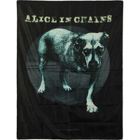 Alice In Chains Poster Flag