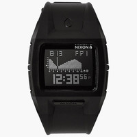 Nixon Lodown Ii Watch Black One Size For Men 25954710001