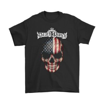 ICIK6Q Five Finger Death Punch Music Band Shirts