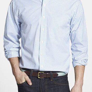 Men's Vineyard Vines 'Murray' Classic Fit Check Poplin Sport Shirt