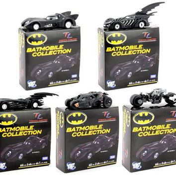 Batman Dark Knight gift Christmas Disney Tomica Car Batmobile Collection Diecast Toys Metal Model Car Birthday Gift For Kids Boy AT_71_6