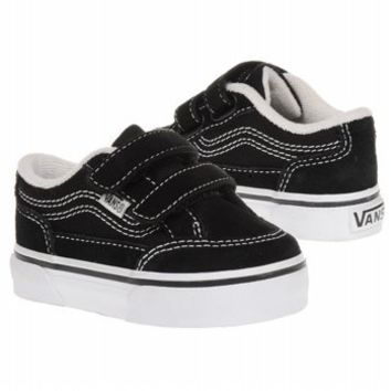 Athletics Vans Kids' Bearcat V Infant Black/White FamousFootwear.com