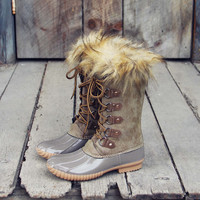 The Copper & Fox Boots