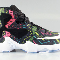 Nike Big Kid's LeBron 13 XIII GS BHM - Black History Month 2016