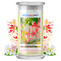 Honeysuckle Jasmine | American Made Candle®
