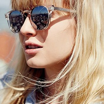 Spitfire Womens Teddy Boy Mirror Sunglass