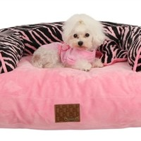 Safari Bed- Shop By Designer - Puppia Collection Posh Puppy Boutique