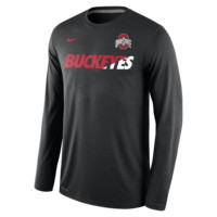 Nike Team Legend (Ohio State) Men's Shirt