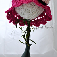 Sun and Shells Children's Crochet Summer Hat