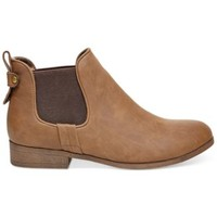 Madden Girl Double Gore Ankle Booties | macys.com