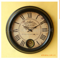 Distressed Luxury Big Size Hot Sale Clock [6282892742]