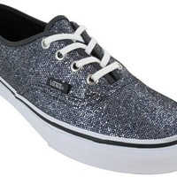 Vans Authentic Womens Size 6.5 Gray Sneakers Textile Athletic Sneakers Shoes