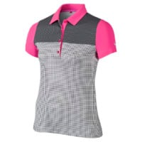 Nike Dot Girls' Golf Polo Shirt