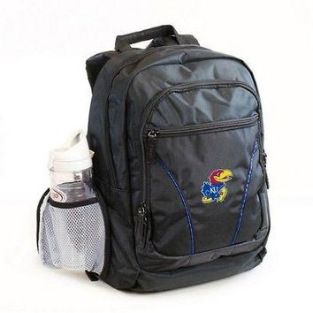 Kansas Jayhawks KU Computer Backpack Bookbag