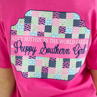 Preppy Southern Girl Tee | Southern Girl Prep