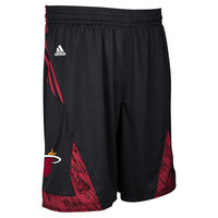 Men's adidas Miami Heat NBA Pre-Game Shorts