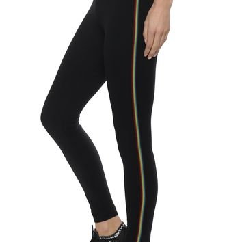 Suzette Side Taping Leggings